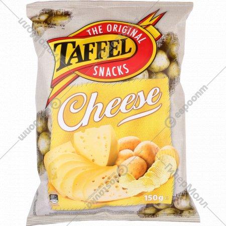 Чипсы картофельные «Taffel» cо вкусом сыра, 150 г.