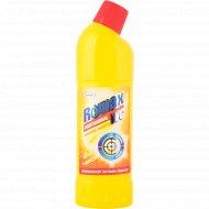 Универсальное чистящее средство «Romax WC» лимонная свежесть, 1000 г