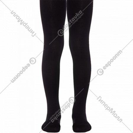 Колготки детские «Tip-Tot» черные, размер 128-134.