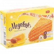 Торт «Медовик» 380 г.