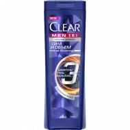 Шампунь для волос «Clear» 3в1, объём и сила, 400 мл
