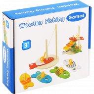Игрушка деревянная «Рыбалка» 277D-44.