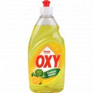 Средство для мытья посуды «Romax OXY» сочный лимон, 450 г