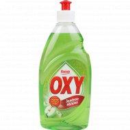 Средство для мытья посуды «Romax OXY» зеленое яблоко, 450 г