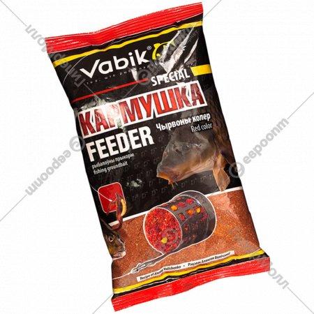 Прикормка рыболовная «Vabik» special на фидера красного, 1 кг.