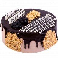 Торт «Шоколадно-банановый» 900 г.