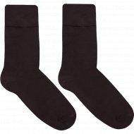 Носки мужские «Mark Formelle» коричневые, размер 27-29