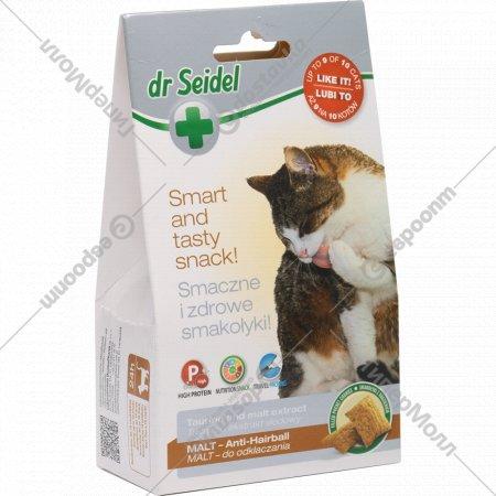 Лакомство для кошек «dr Siedel» мальт, 50 г.