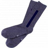 Носки мужские «Mark Formelle» джинсовый меланж, размер 25