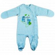 Комбинезон детский КЛ.310.001.0.120.005, голубой.