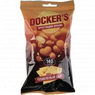Арахис «Docker's» со вкусом плавленого сыра, 140 г.