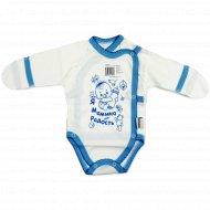 Полукомбинезон детский КЛ.110.004.0.026.005/006, голубой.