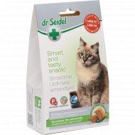 Лакомство для кошек «dr Siedel» для повышенного иммунитета, 50 г.