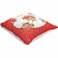 Подушка «Floral» квадратная, 40х40 см.