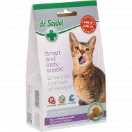 Лакомство для кошек «dr Siedel» свежее дыхание, 50 г.