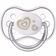 Пустышка «Canpol babies» Newborn Baby, 0-6 месяцев, 22/562_cap
