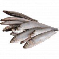 Рыба «Килька» свежемороженная с головой 1 кг., фасовка 0.7-1.1 кг