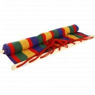 Гамак текстильный 200х80 см.