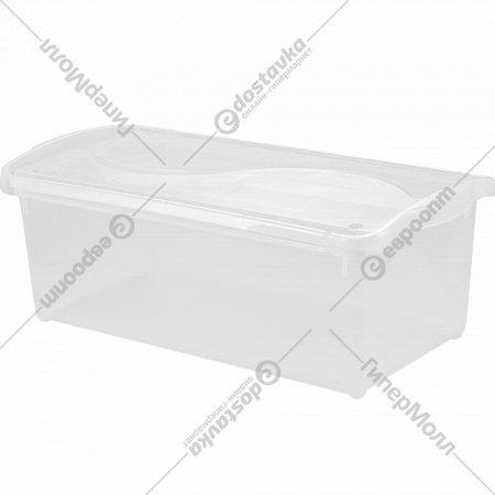 Ящик для хранения обуви натуральный, 8,5 л.