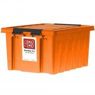 Контейнер «Rox Box» оранжевый, 36 л
