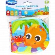 Книжка для купания «Playgro» Веселые друзья.