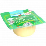 Сыр полутвердый «Верхний луг. Сулугуни» 40%, 240 г.