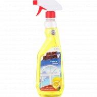 Средство для мытья стекол «Mister window» сочный лимон, 750 мл
