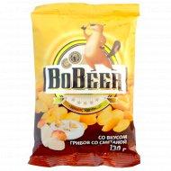 Арахис «BoBeer» Грибы со сметаной, 130 г.