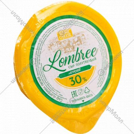 Сыр «Lombree» легкий, 30%, 1 кг., фасовка 0.2-0.25 кг