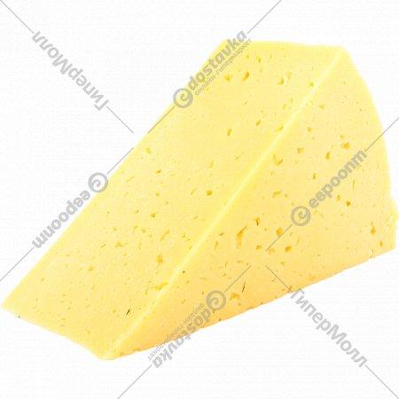 Сыр «Российский новый» молодой, 35 %, 1 кг., фасовка 0.3-0.4 кг