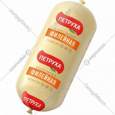 Колбаса вареная «Филейная» высшего сорта, 470 г.