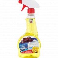 Средство для мытья стекол «Mister window» сочный лимон, 500 мл