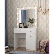 Туалетный столик «Мир Мебели» с зеркалом и подсветкой SV-21.