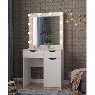 Туалетный столик «Мир Мебели» с зеркалом и подсветкой SV-22.