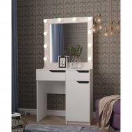 Туалетный столик «Мир Мебели» с зеркалом и подсветкой SV-23.