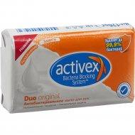 Антибактериальное мыло для рук «Activex» Duo original, 120 г