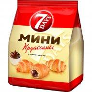 Круассаны мини «7 Days» c кремом «какао» 65 г.