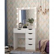 Туалетный столик «Мир Мебели» с зеркалом и подсветкой SV-25.