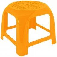 Табурет-подставка «Алеана» Малыш, оранжевый