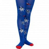 Колготки детские «Mark Formelle» синий кобальт, размер 116-122