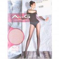Колготки женские «ArtG» Alice, 40 den, размер 4, nero.