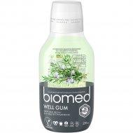 Ополаскиватель для полости рта «Biomed well gum» комплексный, 250 мл.