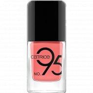 Лак для ногтей «Catrice» iconails Gel Lacquer, тон 95, 10.5 мл.
