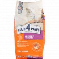 Сухой корм для взрослых кошек «Club 4 paws» 5 кг.