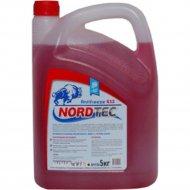 Антифриз «Nordtec» красный, 5 кг.
