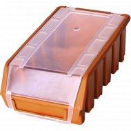 Контейнер для инструментов «Ergobox 2L Plus» оранжевый 116х212х75 см.