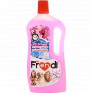 Средство моющее для полов «Be Frendi» розовый цветы, 1 л.