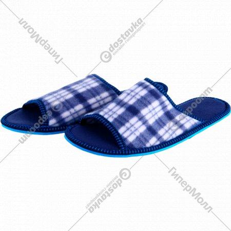 Туфли домашние мужские открытые «Janett».