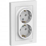 Розетка «Schneider Electric» Atlas Design, ATN000124