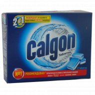 Средство «Calgon» для смягчения воды, 12 таблеток.